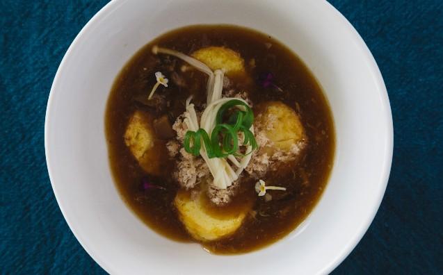 King's Crab Mun Tofu Sauce