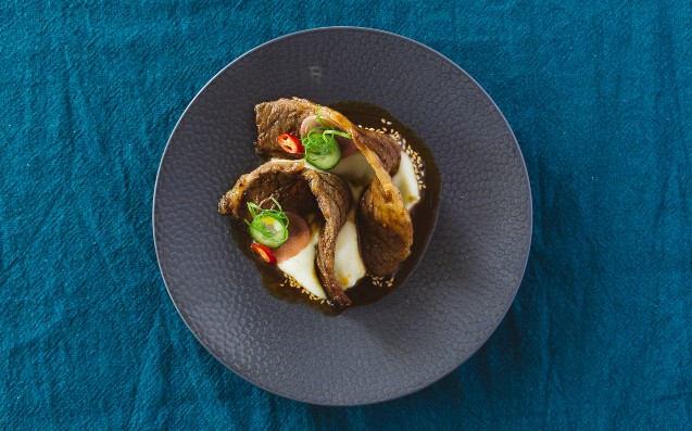 Spicy Oyster Sauce Ribs